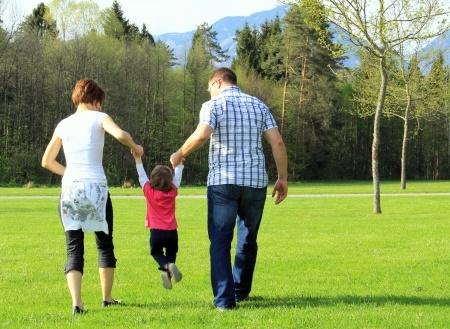Bild Familienspaß in der Natur