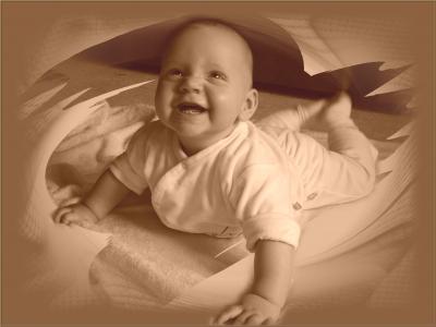 Babyfotos optimal machen