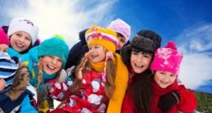 Kinderkleidung für den Winter