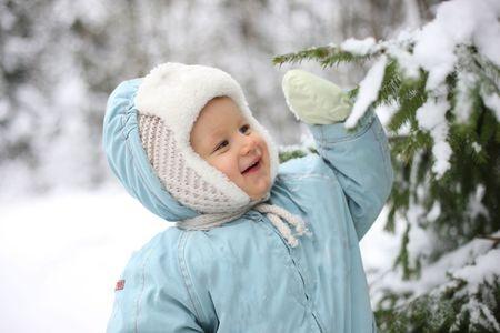 Baby im Winter richtig schützen