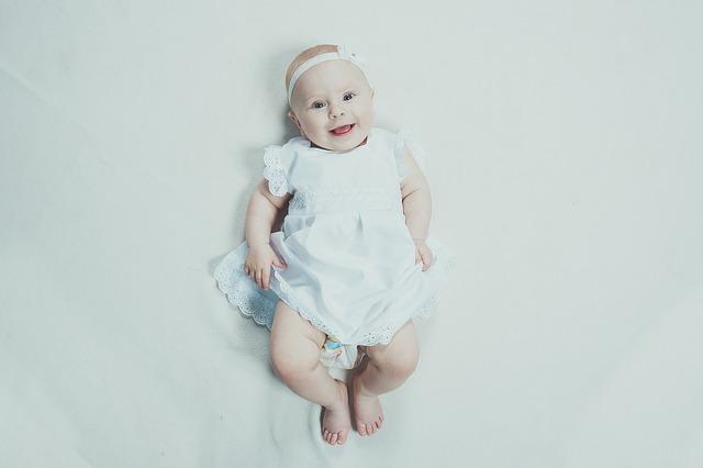Babysachen für Mädchen
