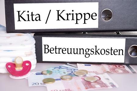 Bild Betreuungskosten für die KITA