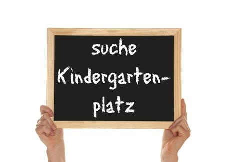 Bild Kindergartenplatzsuche