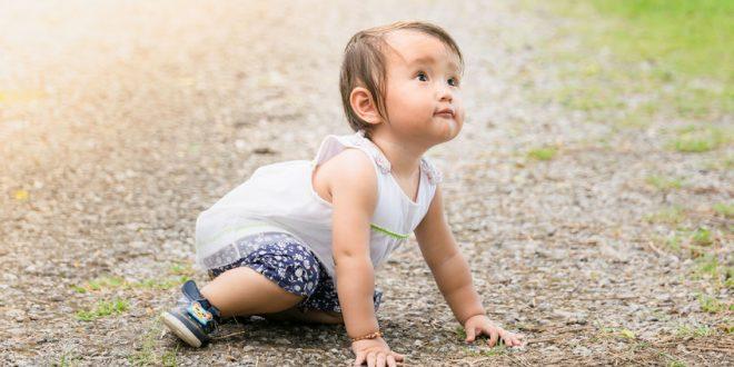 Krabbelschuhe für Babys