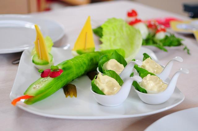 Gemüse aufpeppen