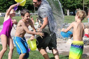 Hitzetipps für Kinder
