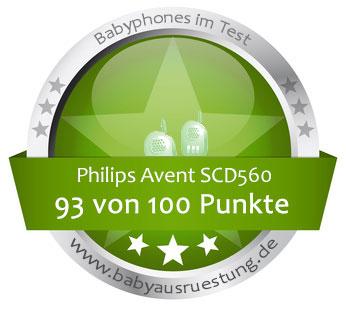 Philips-Avent-SCD560-testbericht-ergebnis