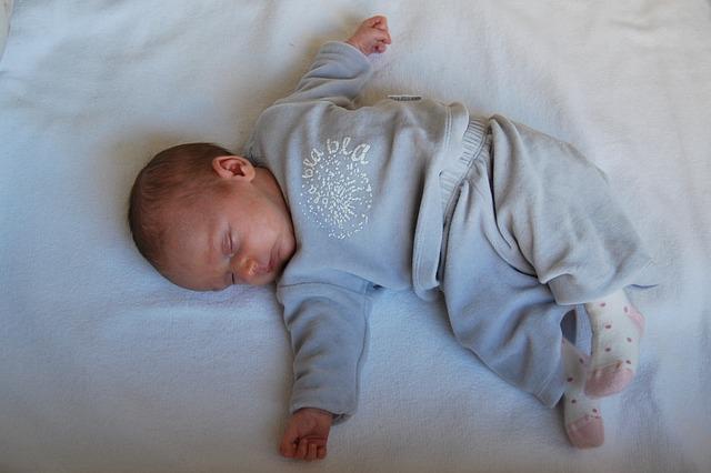 Punktelastizität bei der Babymatratze