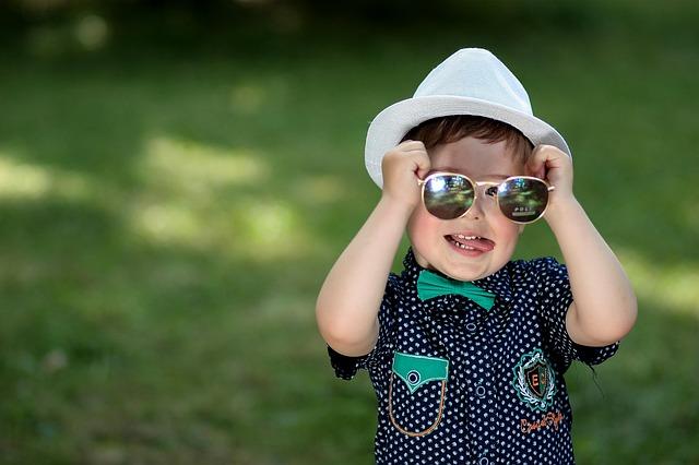 Sonnenschutz bei kleinen Kindern