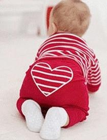 Weiche Babykleidung