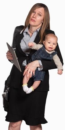 gestresst im Familienalltag